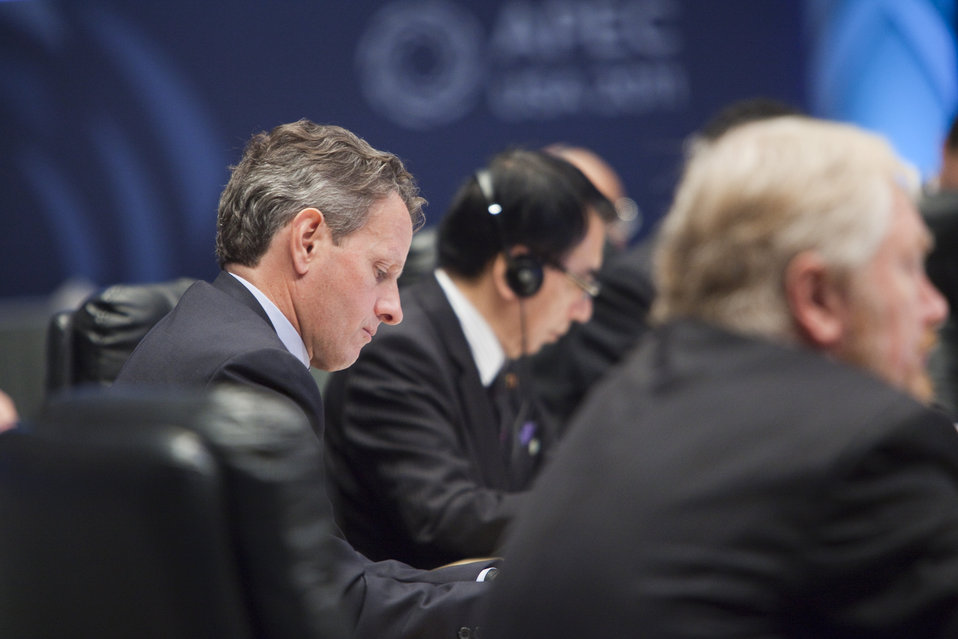 APEC Meeting of Finance Ministers