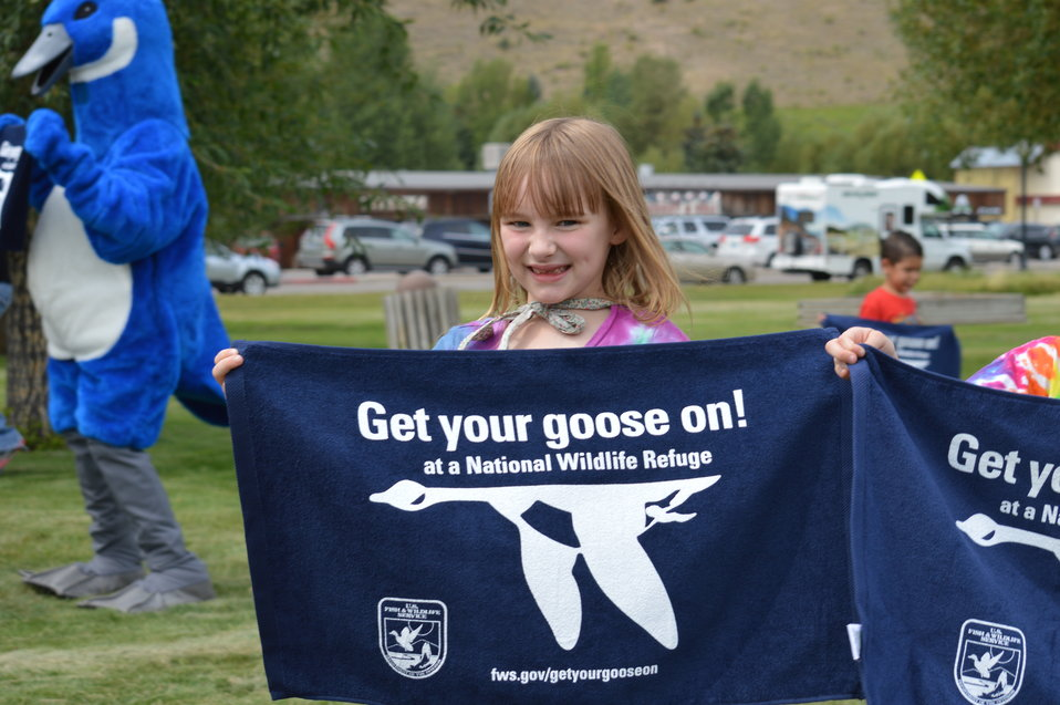 Get Your Goose On! - National Elk Refuge Style