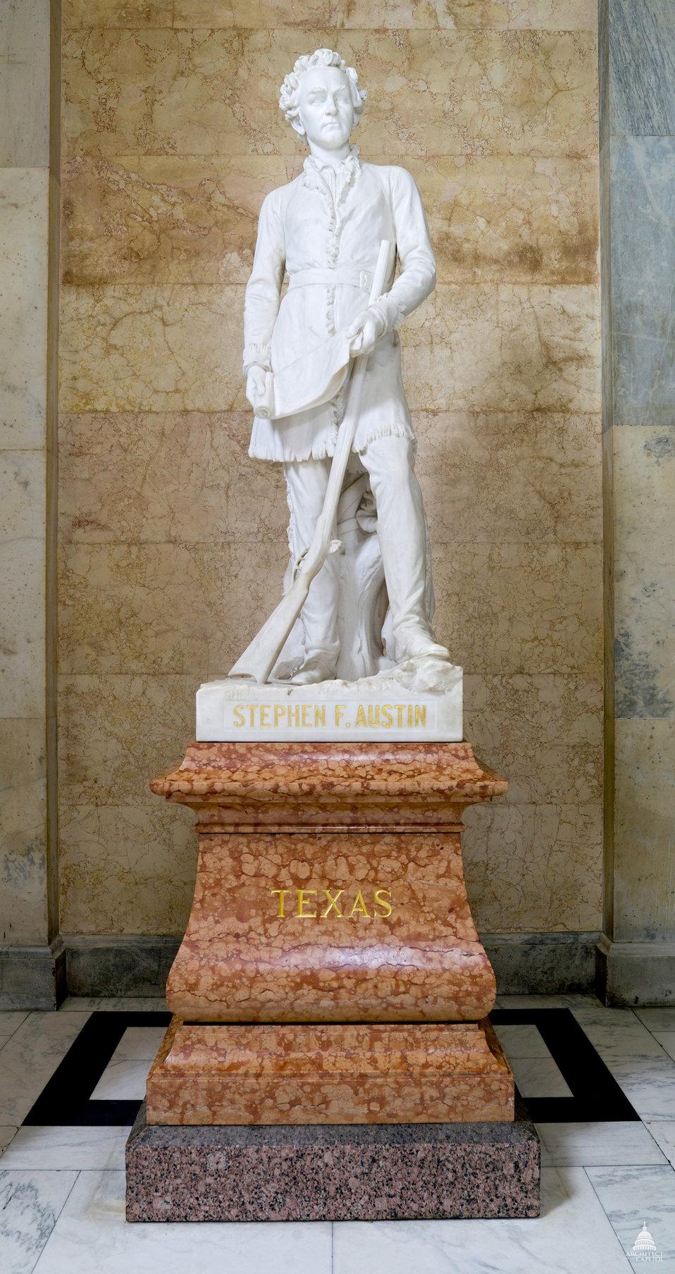 Stephen Austin Statue