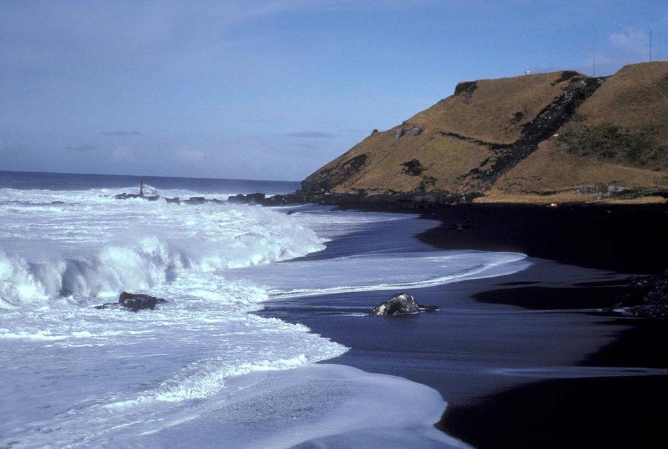 Unimak Island, Cape Sarichef, Alaska Maritime NWR