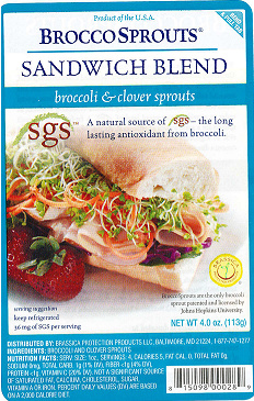 RECALLED - Sprouts