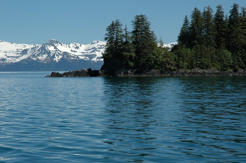 A serene scene at Sleepy Bay