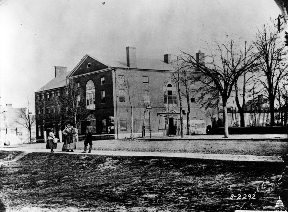 Old Brick Capitol