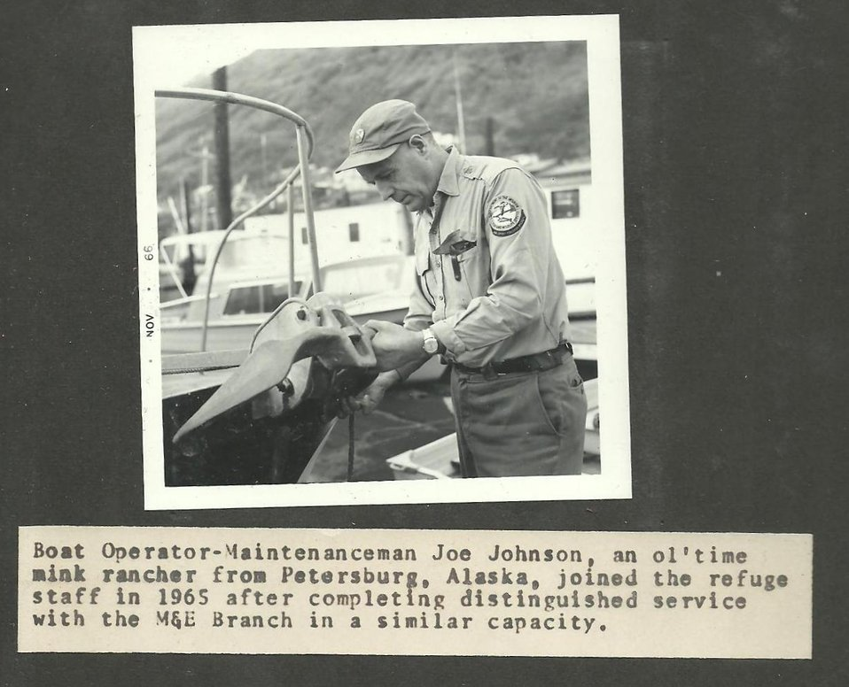 (1966) Maintenance and Captain Johnson