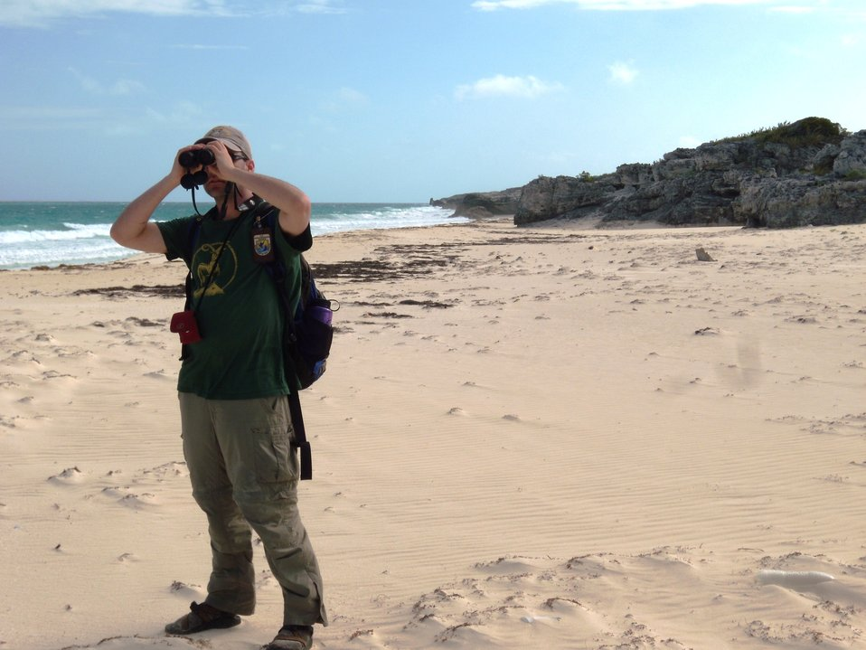 Caleb Spiegel, U.S. Fish and Wildlife Service, Division of Migratory Birds