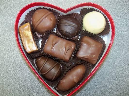 RECALLED - Assorted Chocolates