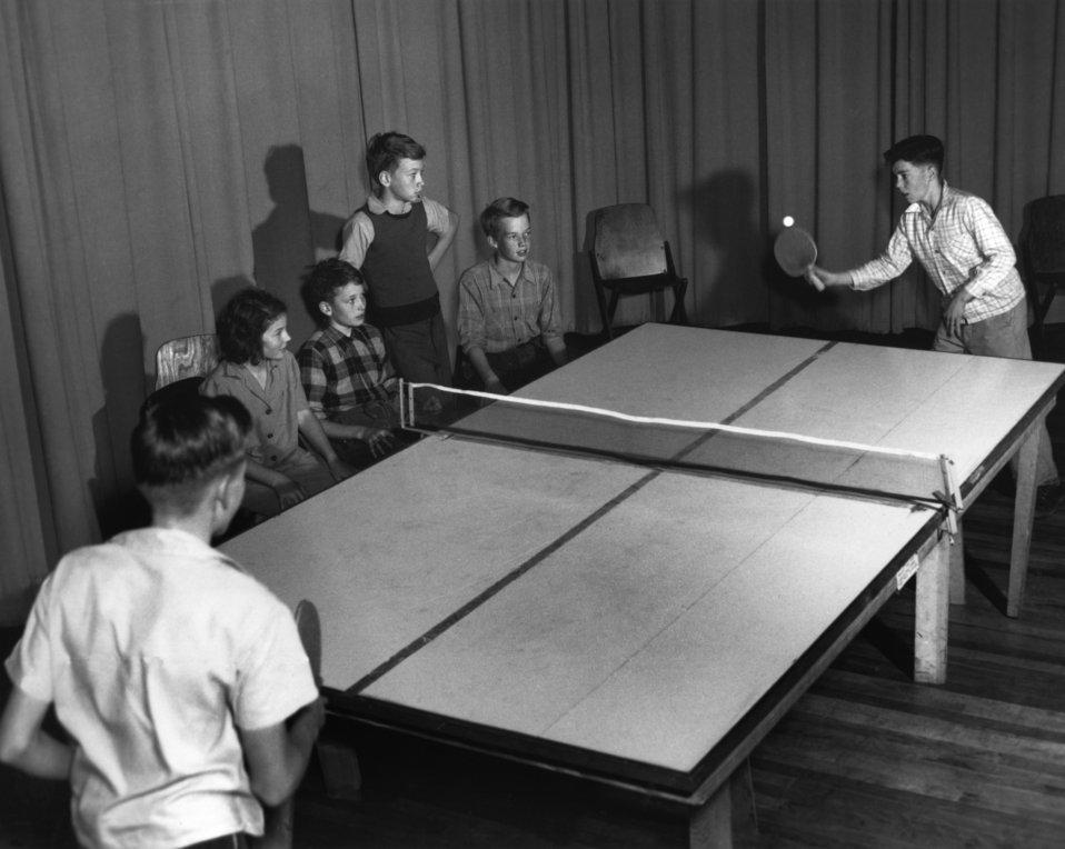 Ping Pong Game Oak Ridge