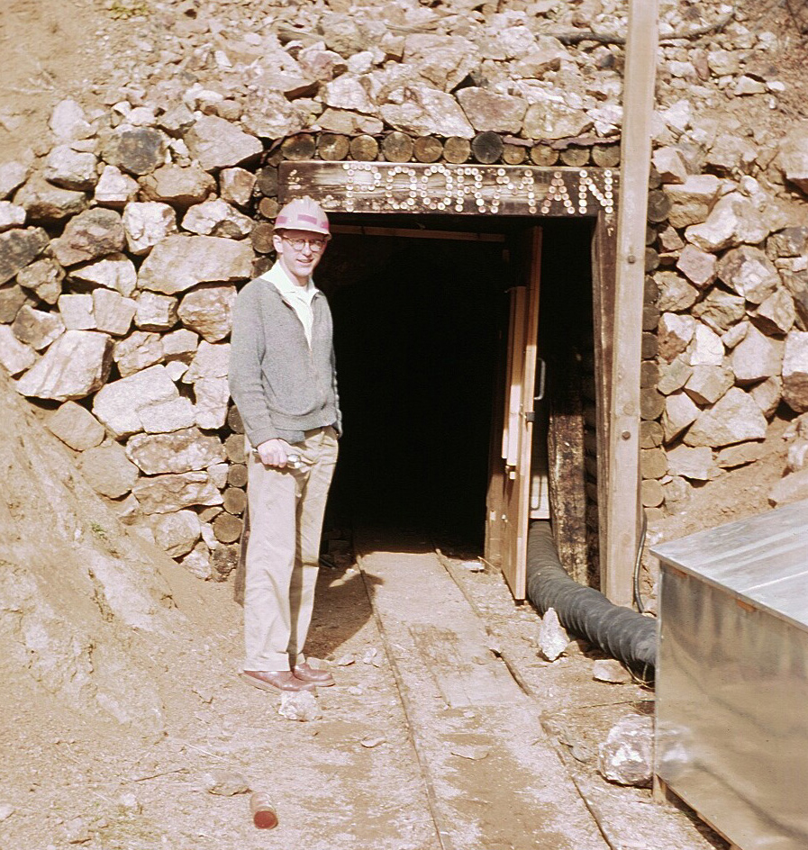 Poorman's Relief Gold Mine