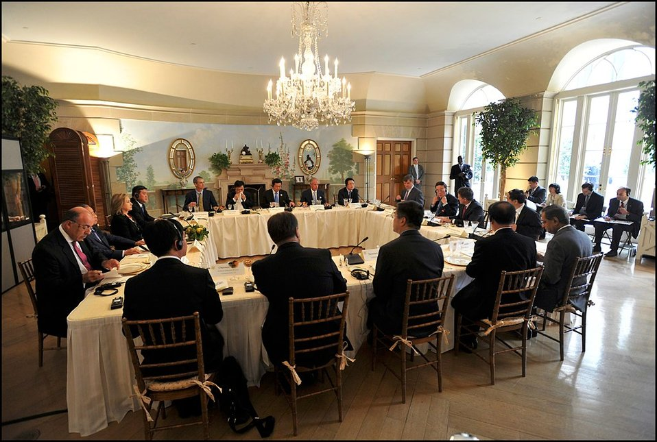 U.S.-China Strategic and Economic Dialogue