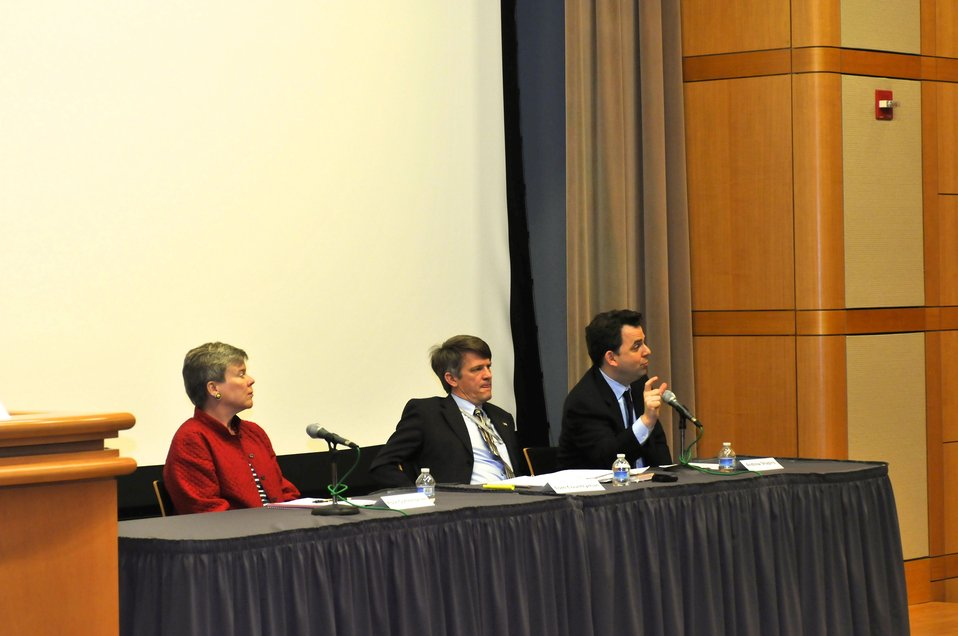 Acting Under Secretary Gottemoeller and Assistant Secretaries Countryman and Shapiro Participate in the Generation Prague Conference Panel Discussion