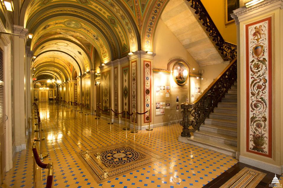Brumidi Corridors