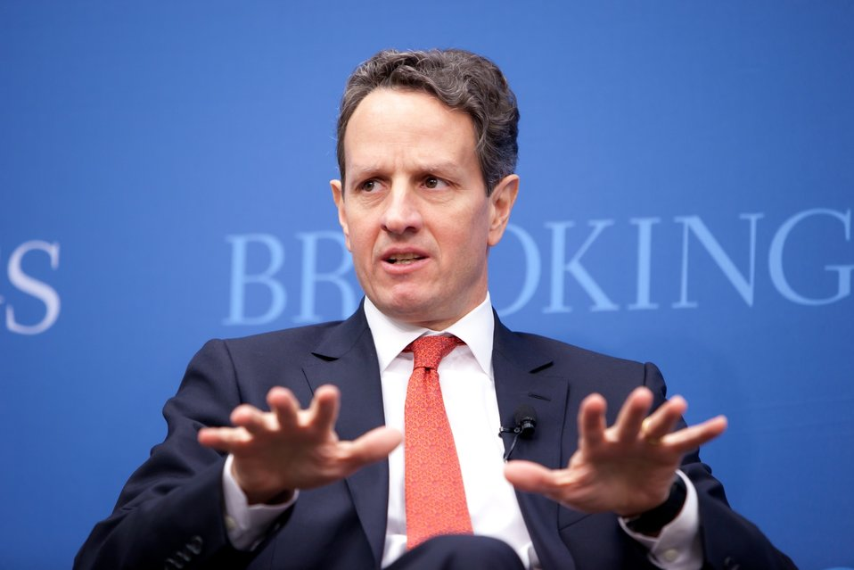 Secretary Geithner at the Brookings Institution, 02/11/2011