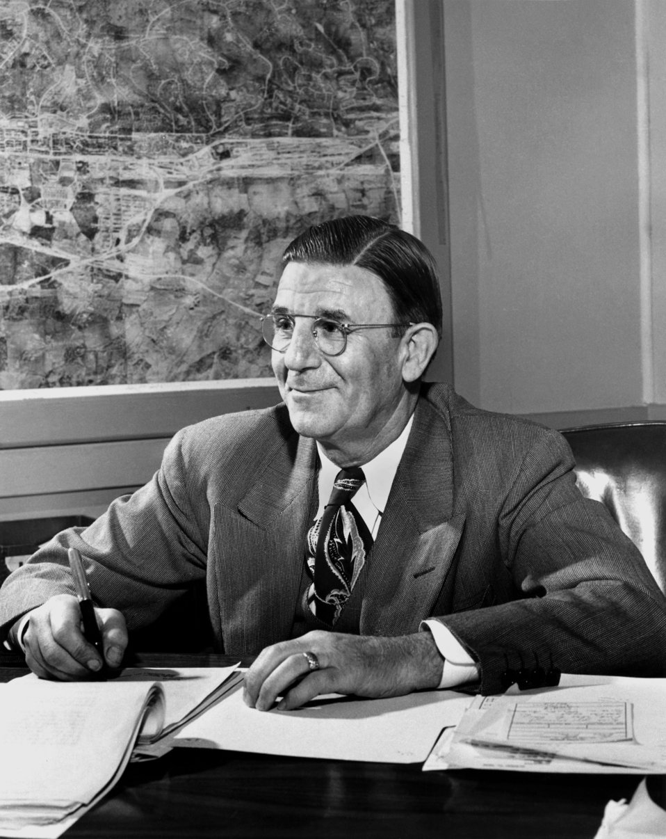 Fred Ford Oak Ridge 1948
