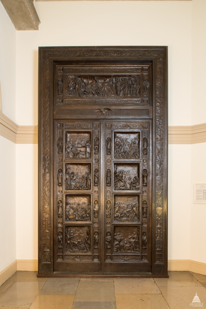 Amateis bronze doors