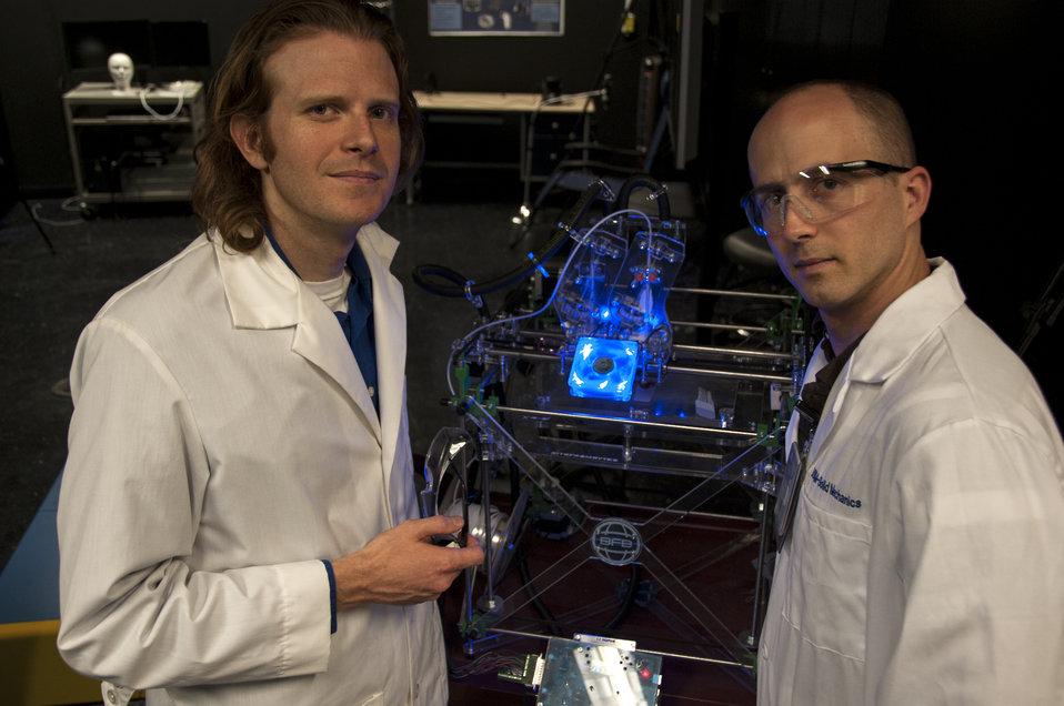 3-D Printing at FDA (8263)