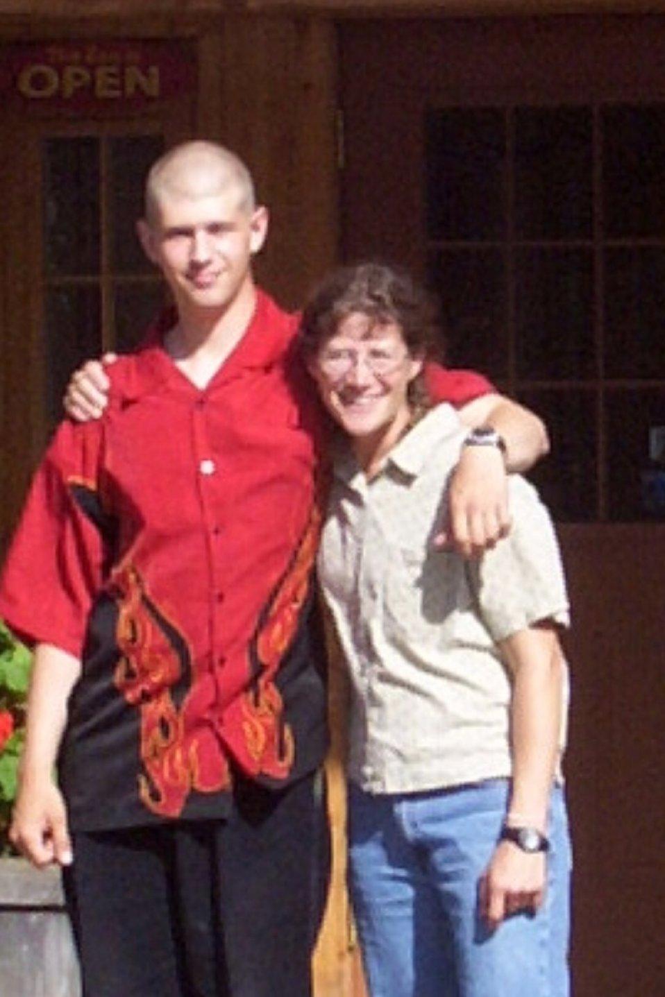 Paula Hartzell and Kerry Scott