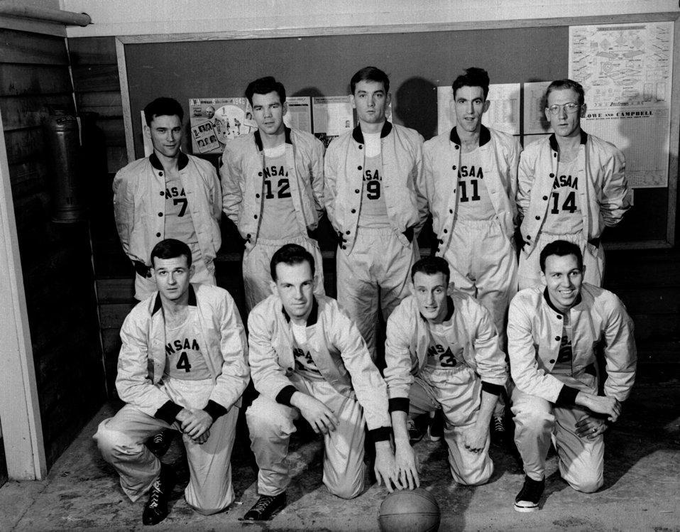 Basketball Team Monsanto Oak Ridge