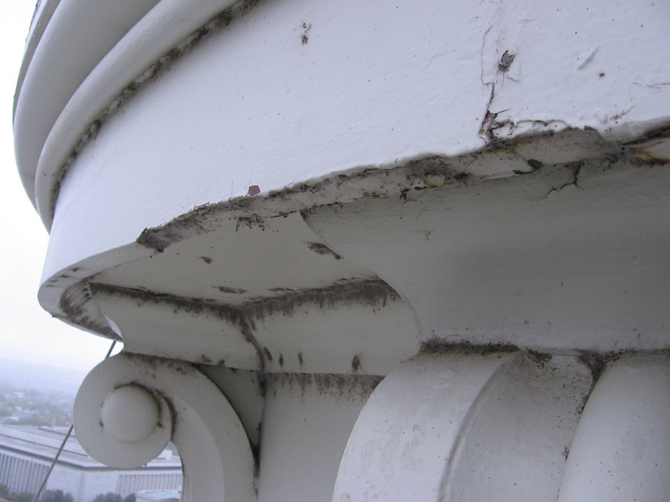 U.S. Capitol Dome Damage in Need of Repair