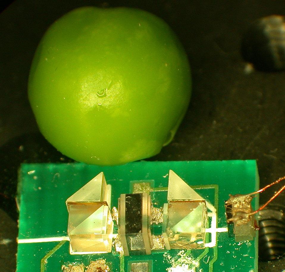 Spectrometer; Precision Laser Calibration