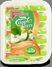 RECALLED – Apple slices