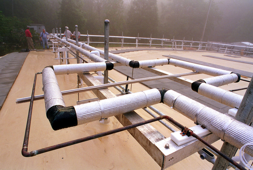 Cryogenics Barrier Demo Project at ORNL 1997