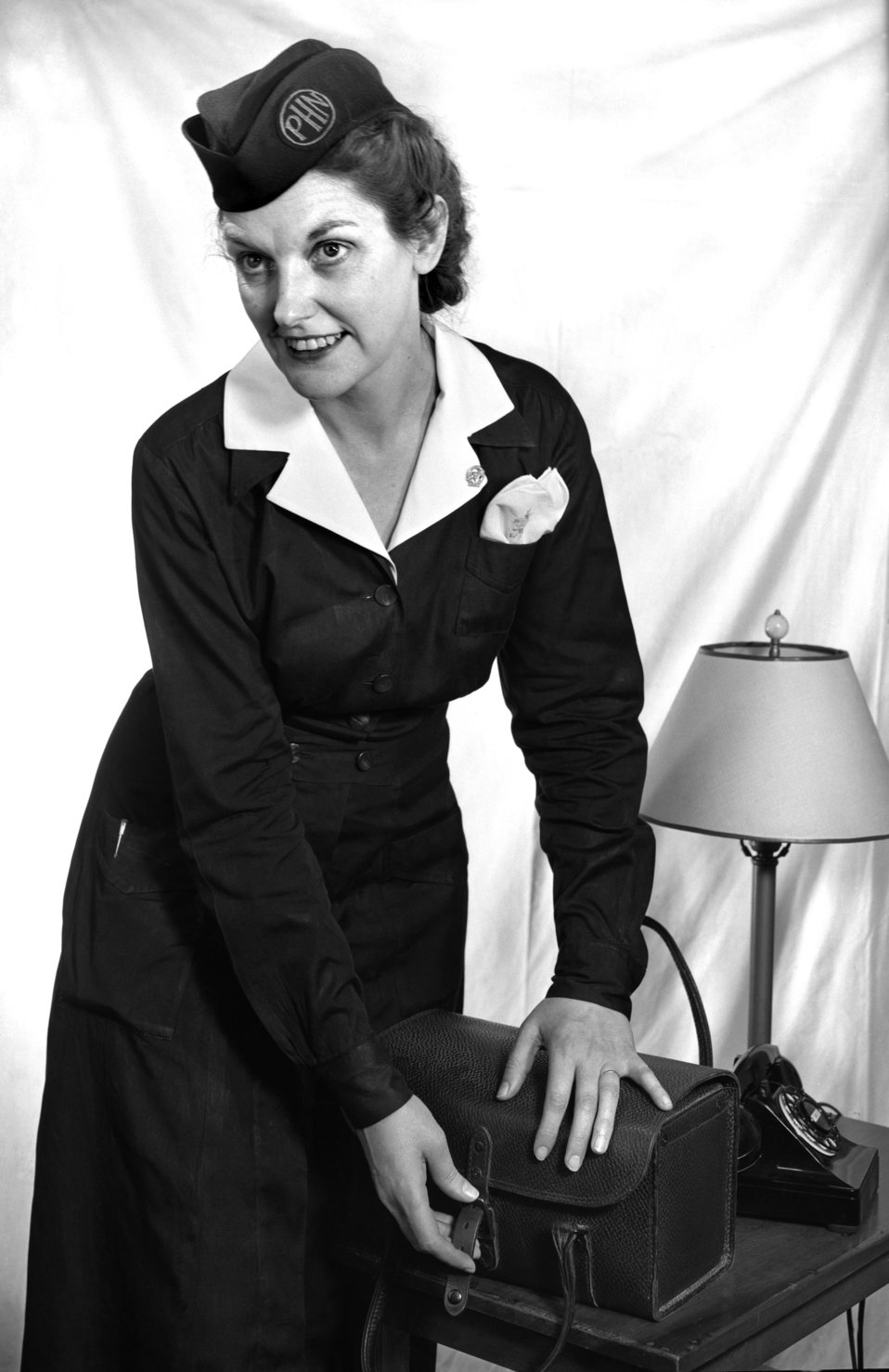 Public Health Nurse Oak Ridge 1948