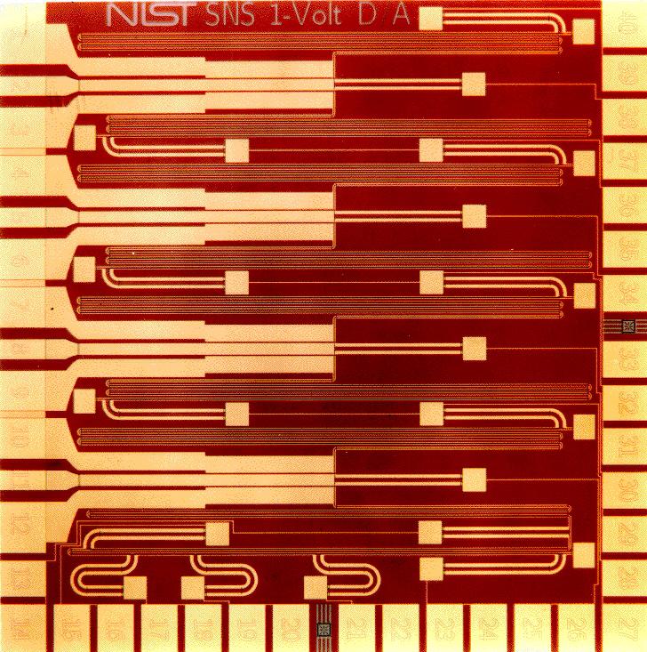 1997--First programmable 1-volt standard