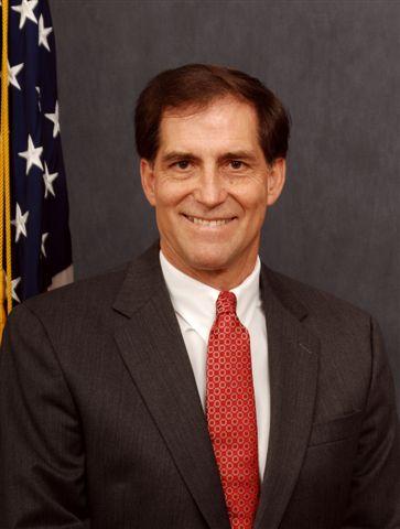 Official Portrait, Dan Ashe