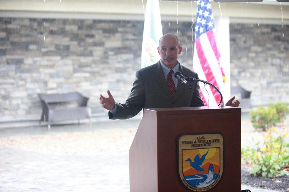 NY Assemblyman Dean Murray
