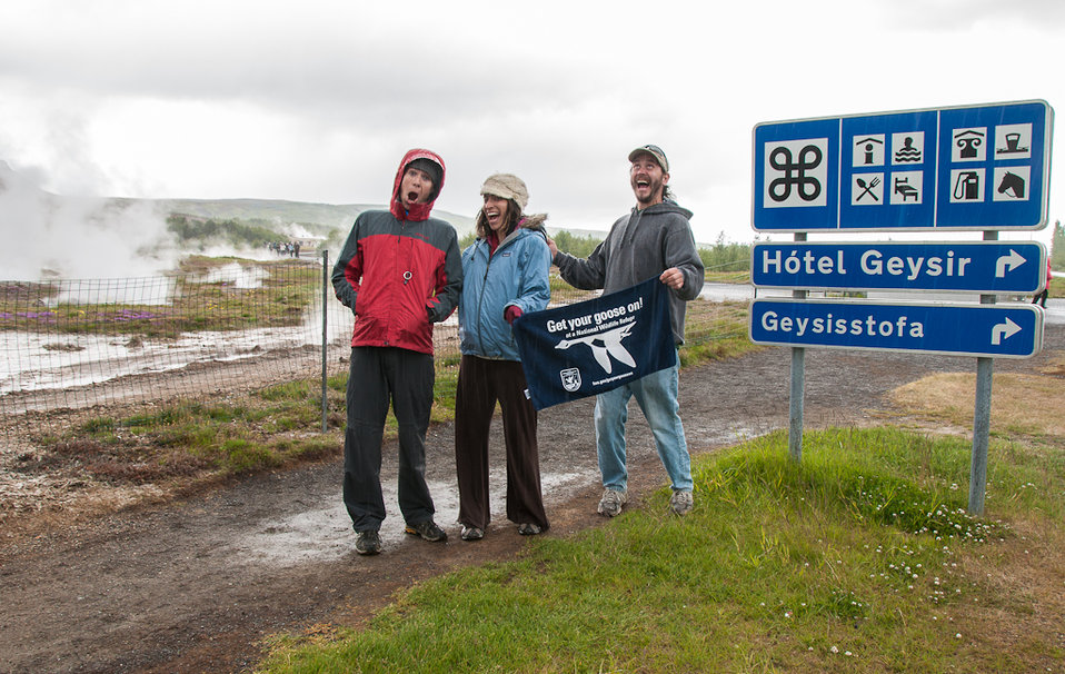 GYGO! in Iceland!