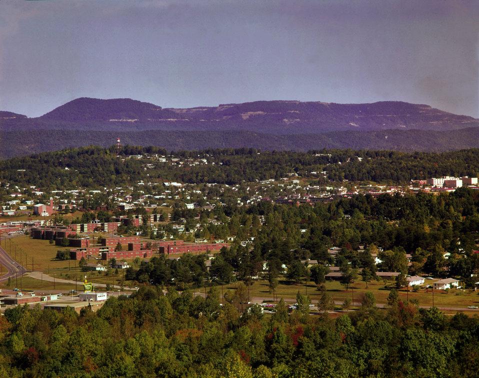 Oak Ridge Residential Aerial