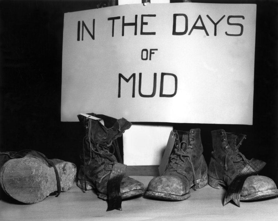 In the Days of Mud - Oak Ridge