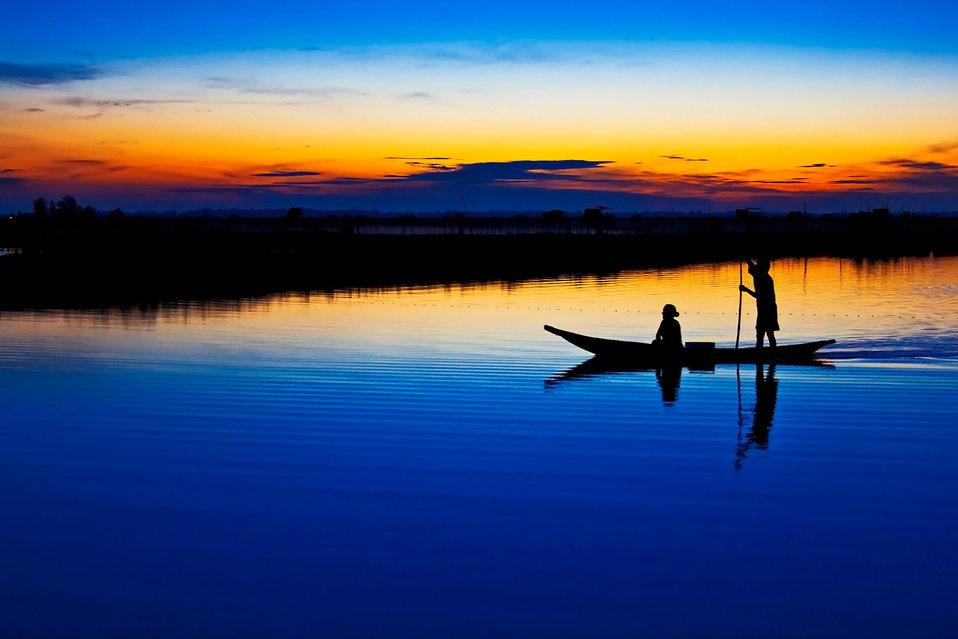 Silent sunrise #2