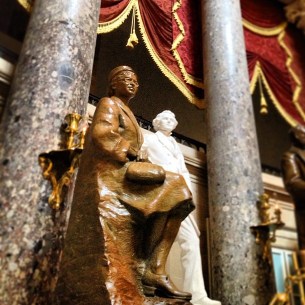 Rosa Parks Statue National Statuary Hall