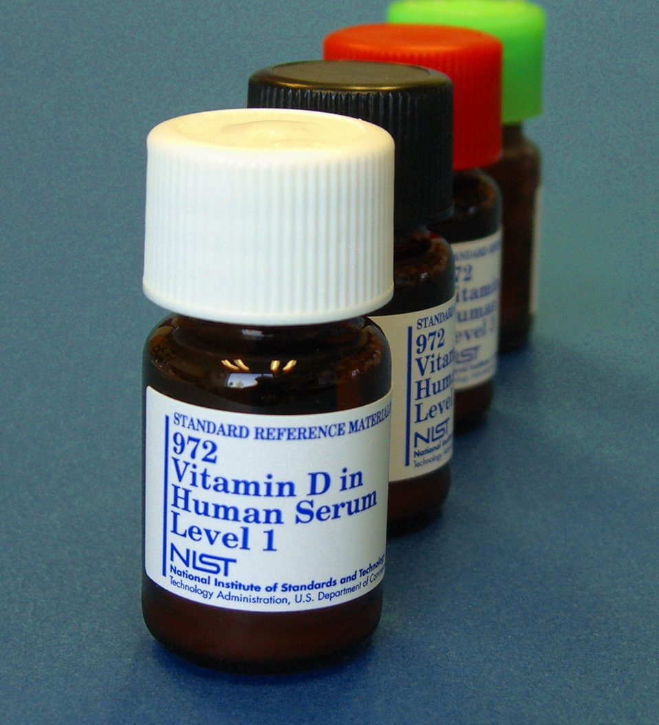 Vitamin D SRM