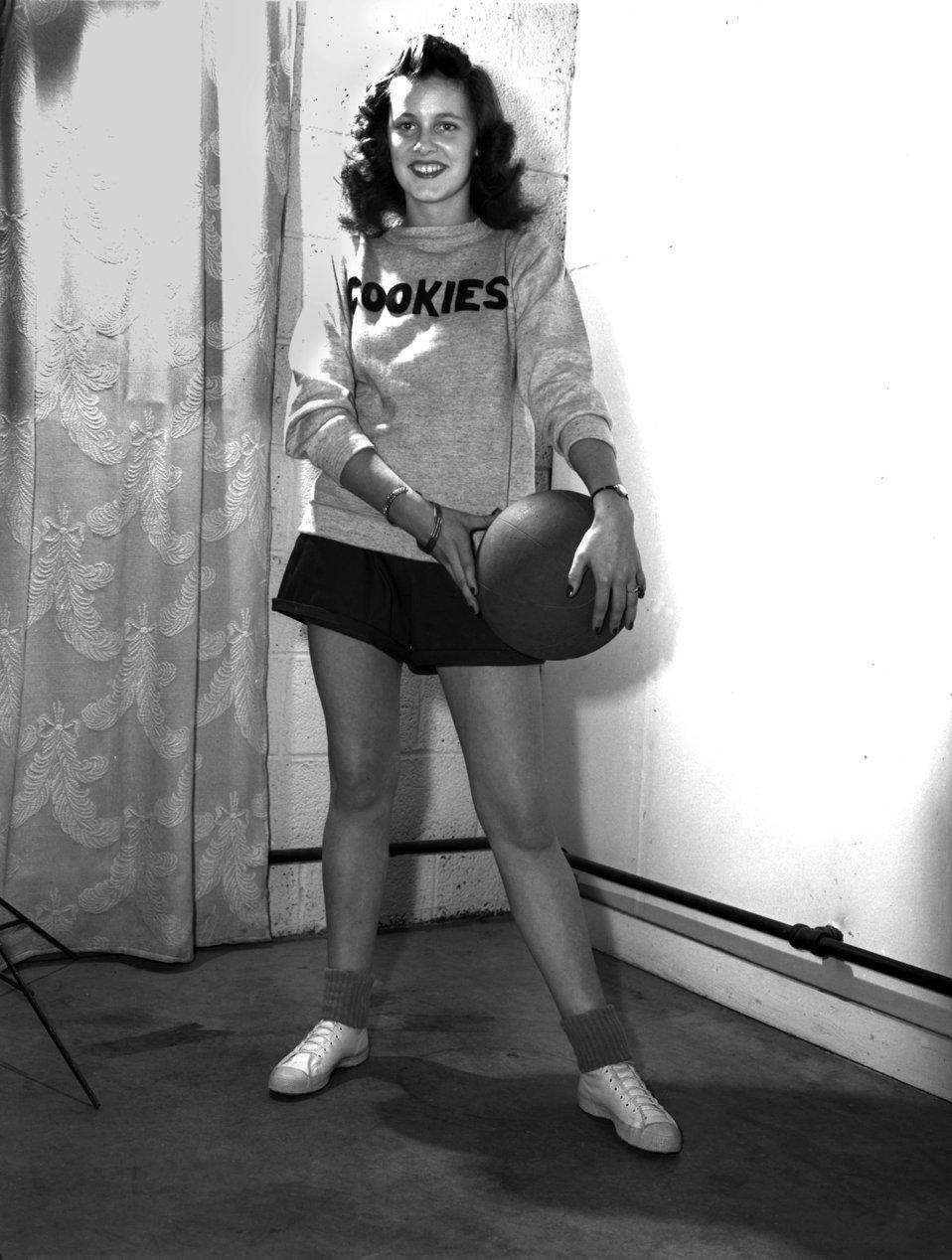Basketball Player Oak Ridge