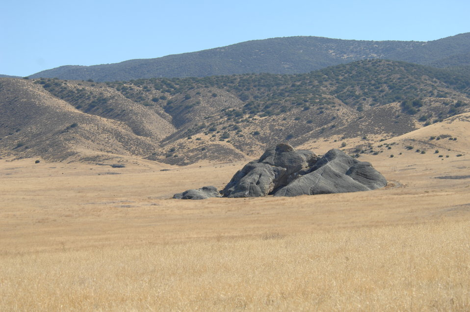 Painted Rock, Carrizo Plain 3