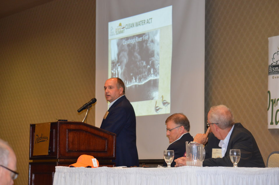 Jim Ringleman at the Prairie Summit