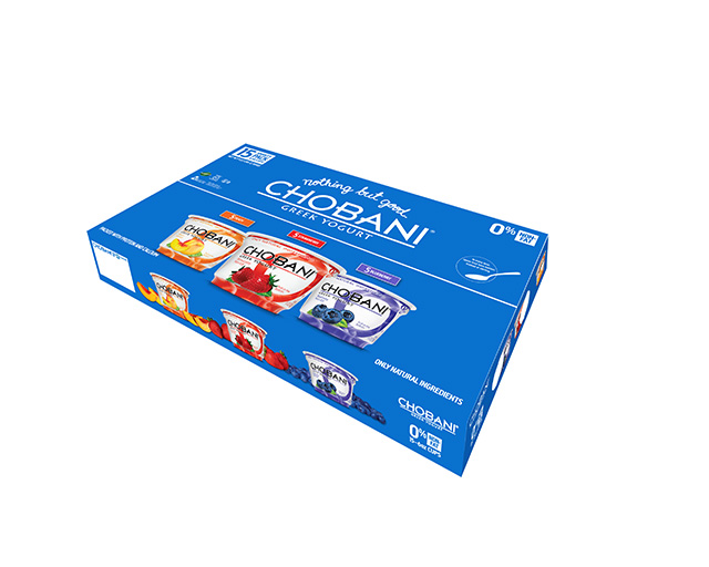 RECALLED – Greek yogurt products