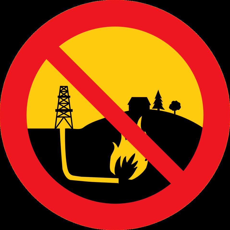 No shale gas