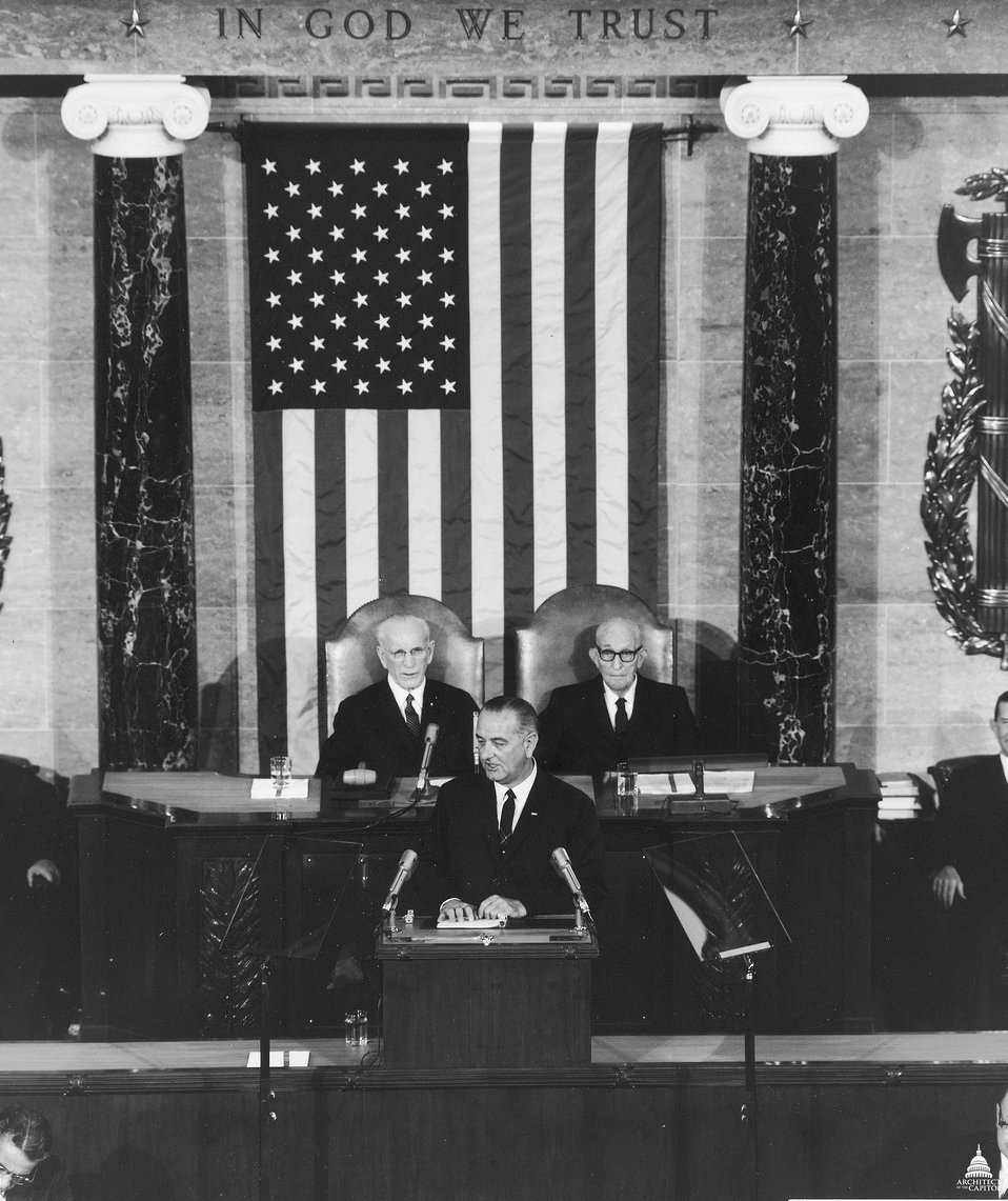 State of the Union 1965 - Lyndon B. Johnson