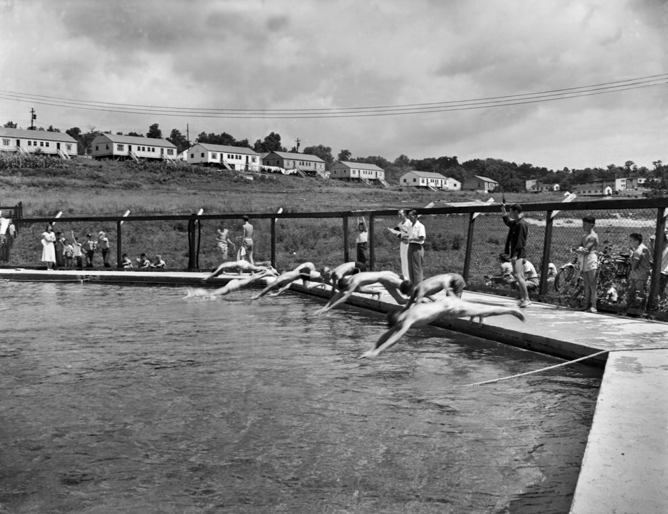 Recreation Swimming Meet Oak Ridge