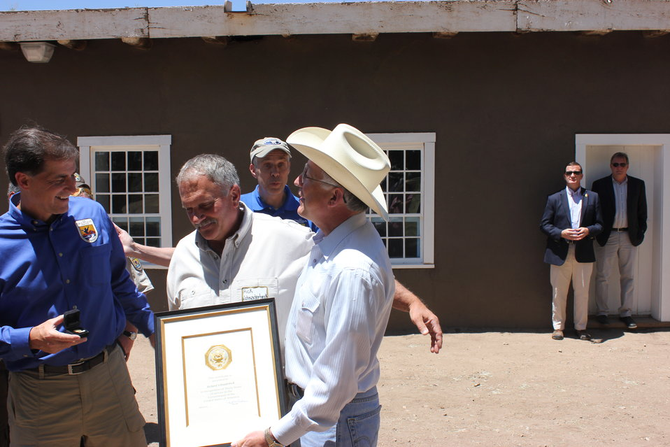 Historic Conservation Easement in Sangre de Cristo Mountains