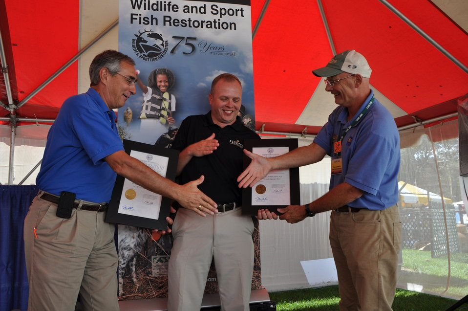 Celebrating 75 years of Conservation Success
