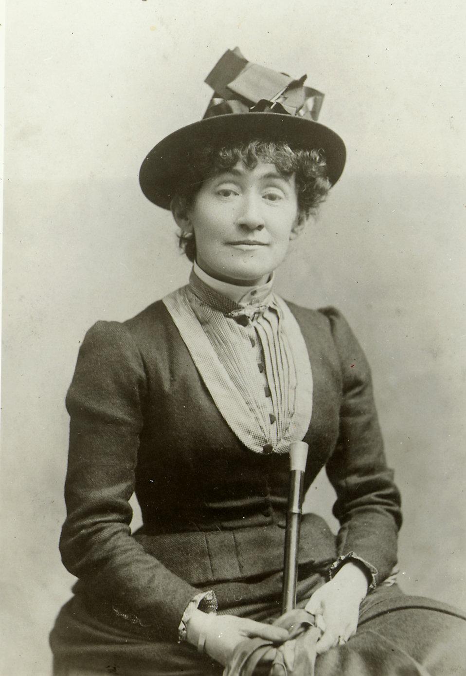 Blanche Nevin (1838-1925) - Women Artists