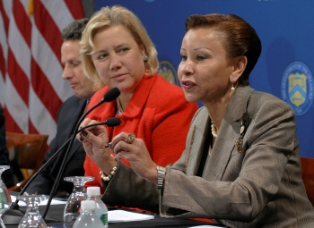 Treasury and SBA Host a Small Business Financing Forum
