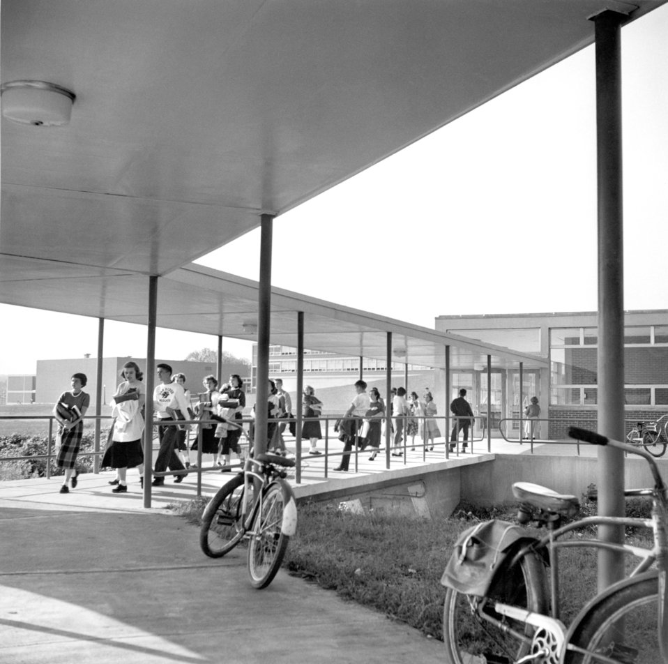 Oak Ridge High School 1951