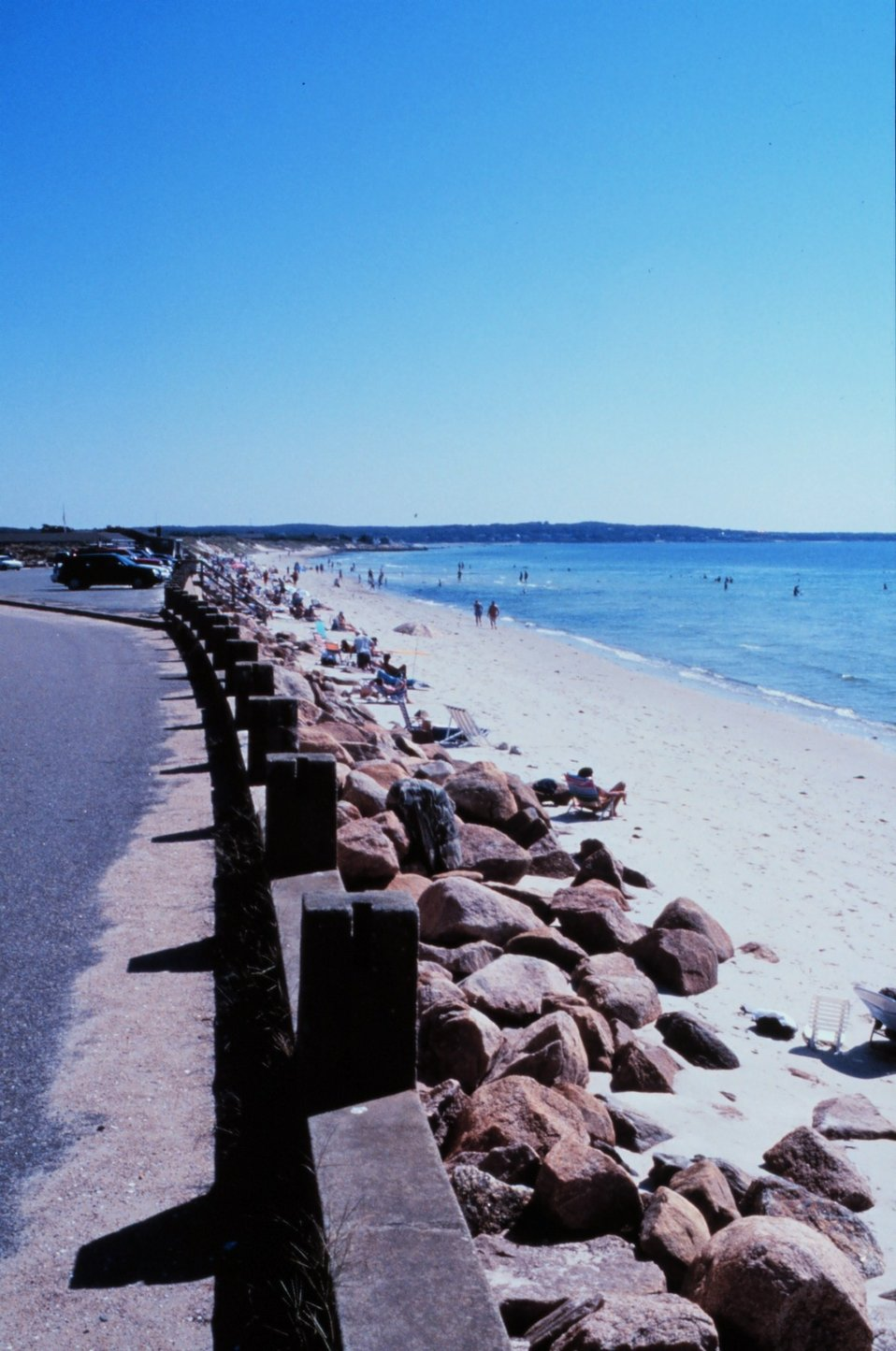 Chapaquoit Beach, West Falmouth