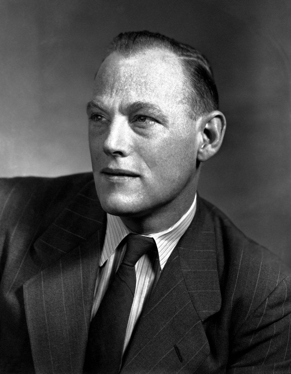 Dr. W. G. Pollard Oak Ridge 1948