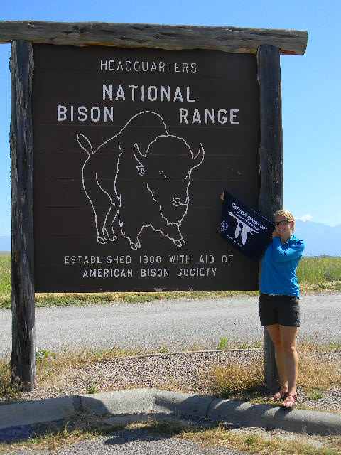 Get Your Goose On! - National Bison Range Style